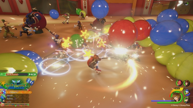 Kingdom Hearts III screenshot 21