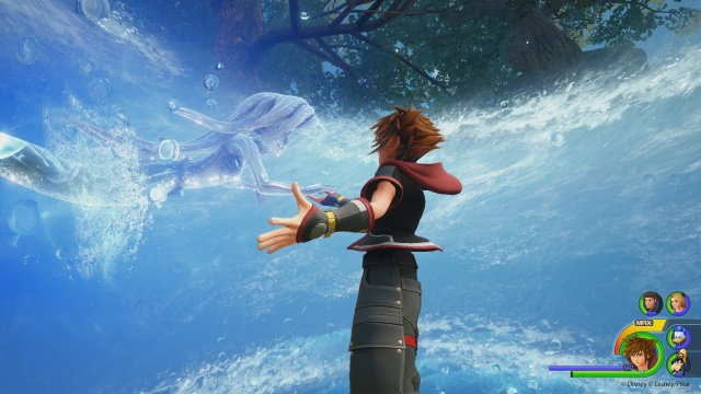 Kingdom Hearts III screenshot 25