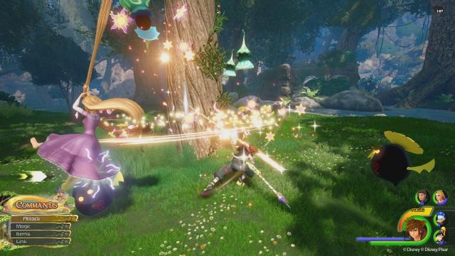 Kingdom Hearts III screenshot 28