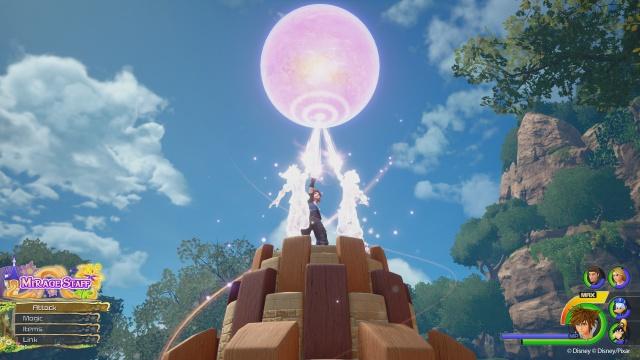 Kingdom Hearts III screenshot 31