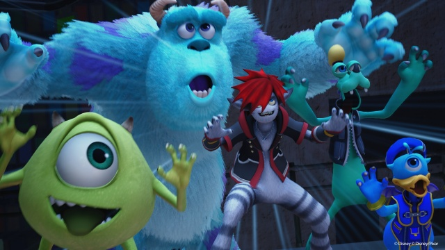 Kingdom Hearts III screenshot 39