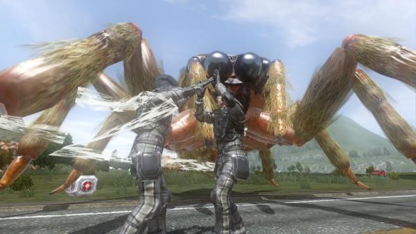 Earth Defense Force 2025 screenshot 13