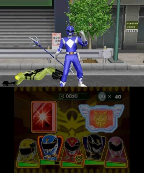 Power Rangers Megaforce screenshot 2