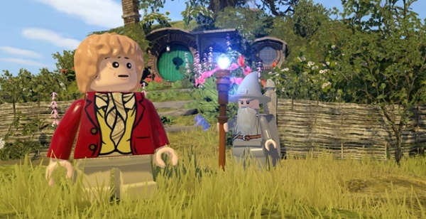 LEGO The Hobbit screenshot 3