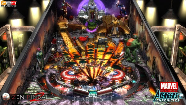 Zen Pinball 2 screenshot 7