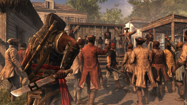 Assassin's Creed IV Black Flag: Freedom Cry screenshot 11