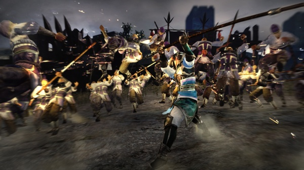 Dynasty Warriors 8: Xtreme Legends Complete Edition screenshot 3
