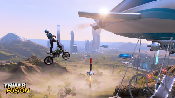 Trials Fusion adds tournaments and tracks