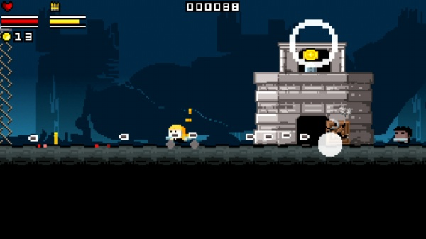 Gunslugs screenshot 1