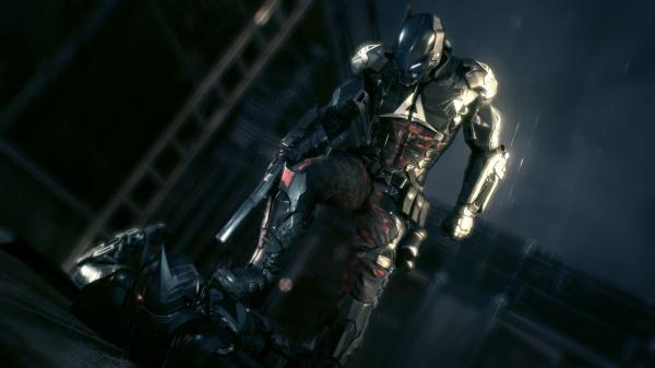 Batman: Arkham Knight screenshot 2