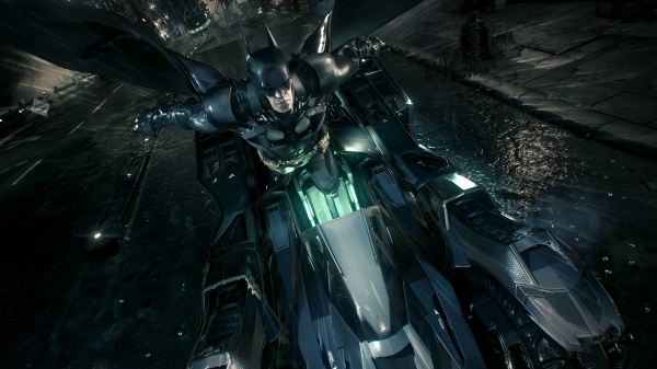 Batman: Arkham Knight screenshot 8
