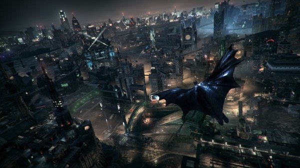 Batman: Arkham Knight screenshot 9