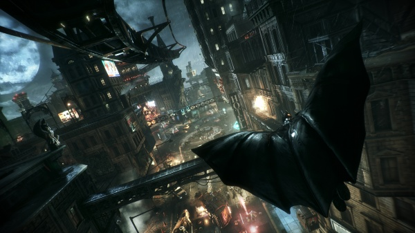 Batman: Arkham Knight screenshot 15