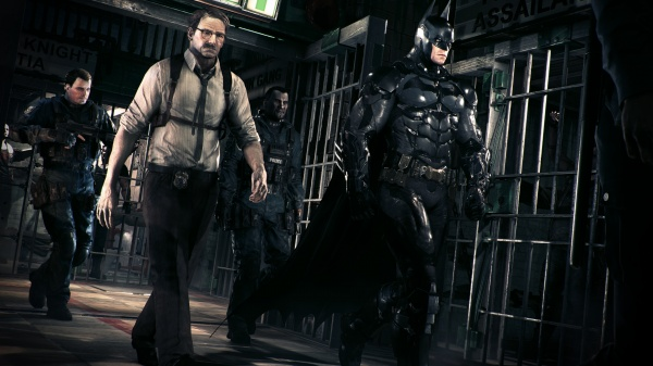Batman: Arkham Knight screenshot 16
