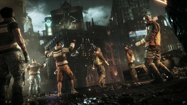 Batman: Arkham Knight screenshot 17