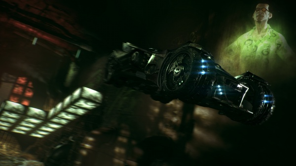 Batman: Arkham Knight screenshot 18