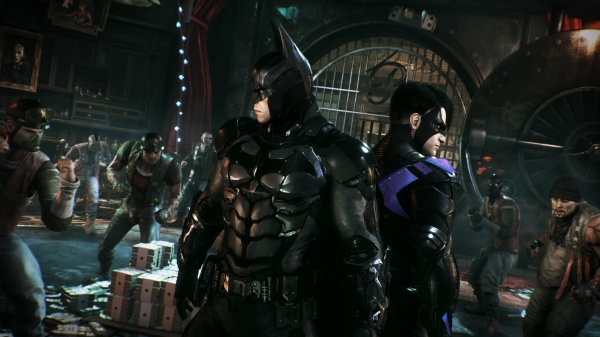 Batman: Arkham Knight screenshot 19