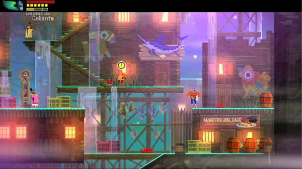 Guacamelee! Super Turbo Championship Edition screenshot 1