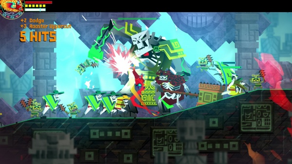 Guacamelee! Super Turbo Championship Edition screenshot 11