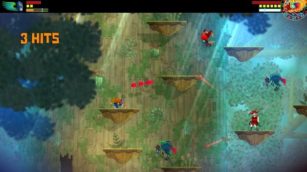 Guacamelee! Super Turbo Championship Edition screenshot 20