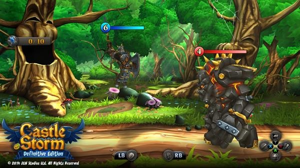 CastleStorm - Definitive Edition screenshot 1