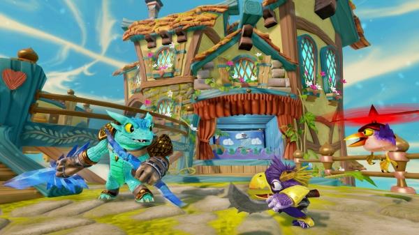 Skylanders Trap Team screenshot 18