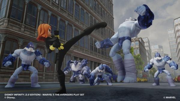 Disney Infinity: Marvel Super Heroes screenshot 2