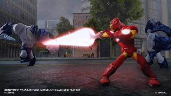 Disney Infinity: Marvel Super Heroes screenshot 13