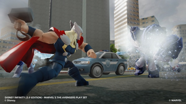 Disney Infinity: Marvel Super Heroes screenshot 15