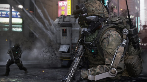 Call of Duty: Advanced Warfare screenshot 4