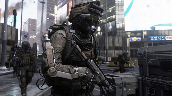 Call of Duty: Advanced Warfare screenshot 6