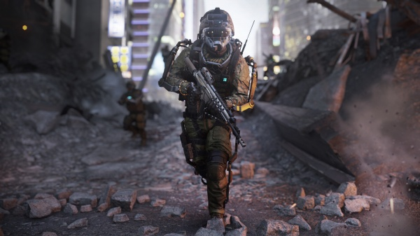 Call of Duty: Advanced Warfare screenshot 8