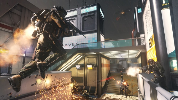 Call of Duty: Advanced Warfare screenshot 13