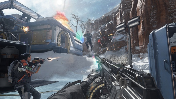 Call of Duty: Advanced Warfare screenshot 14