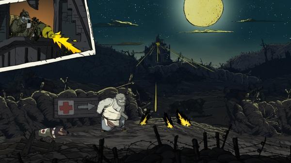Valiant Hearts: The Great War screenshot 10