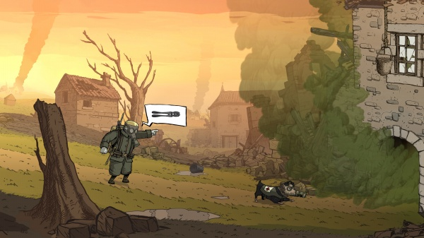 Valiant Hearts: The Great War screenshot 13