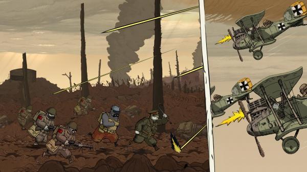 Valiant Hearts: The Great War screenshot 14