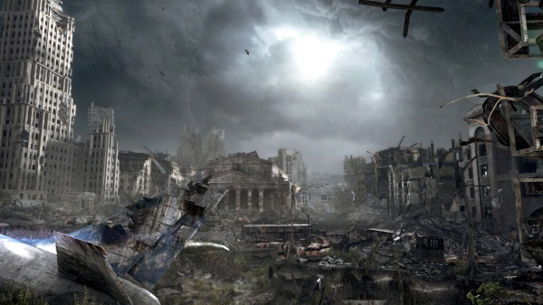 Metro going next-gen in Metro Redux