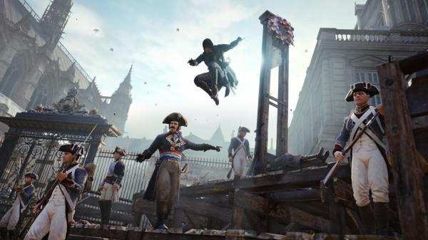 Assassin's Creed Unity screenshot 2