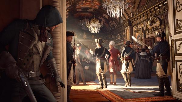 Assassin's Creed Unity screenshot 4