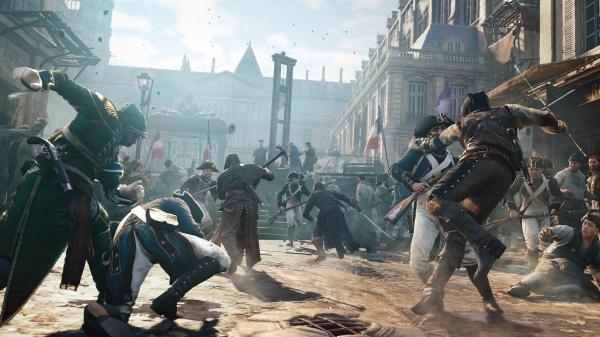 Assassin's Creed Unity screenshot 6
