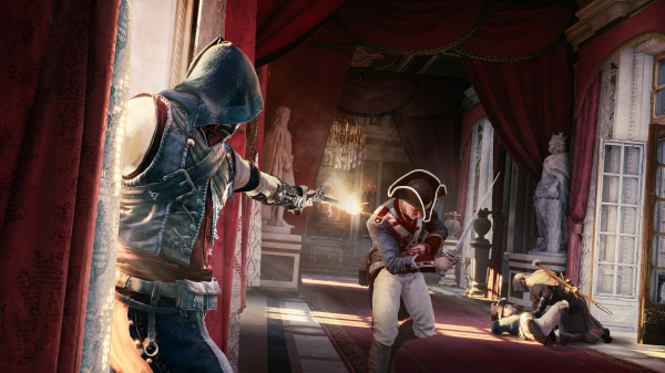 Assassin's Creed Unity screenshot 7