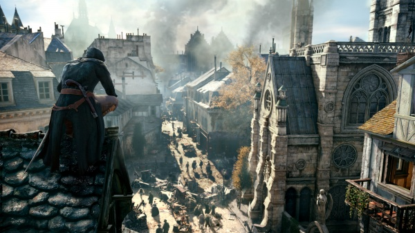 Assassin's Creed Unity Review