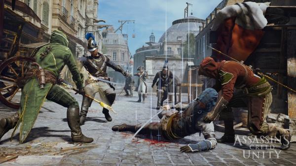 Assassin's Creed Unity screenshot 10
