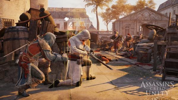 Assassin's Creed Unity screenshot 11