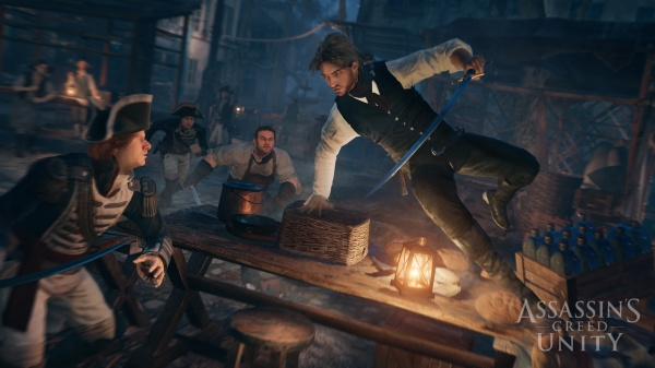 Assassin's Creed Unity screenshot 13