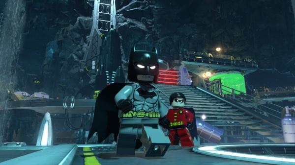 LEGO Batman 3: Beyond Gotham screenshot 1
