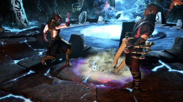 Mortal Kombat X screenshot 10