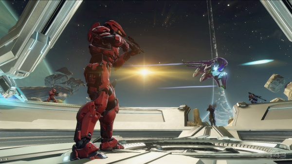 Halo: The Master Chief Collection screenshot 1