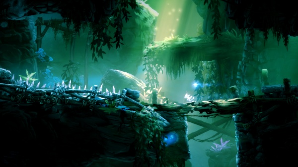 Ori and the Blind Forest screenshot 22